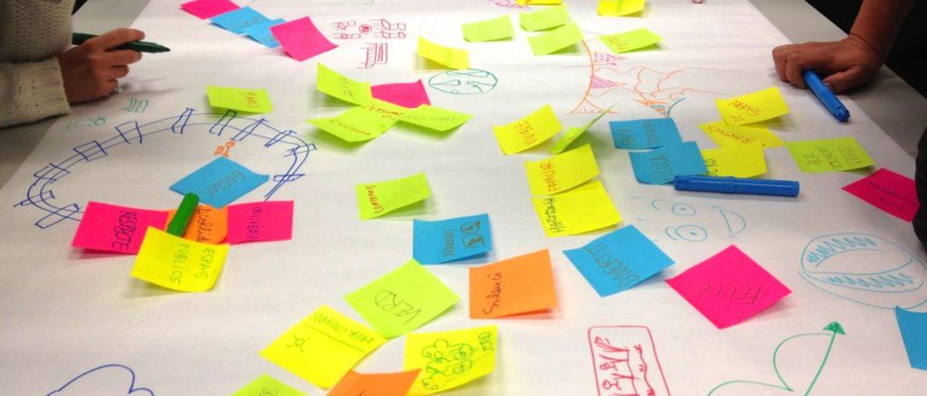 Taller de co-creación para la innovación social